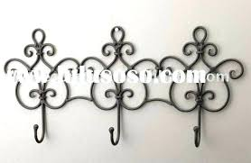 Decorative Coat Racks Wall Mounted wall mounted coat hooks hpianco 50