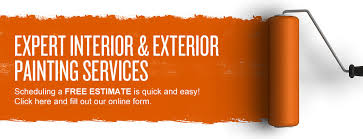 and dine on us interior and exterior painting services
