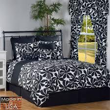furniture twirl twin xl black and white comforter set free latest briliant 8