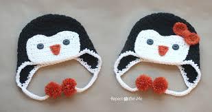 Penguin Crochet Pattern Cool Inspiration Ideas