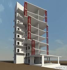 Дипломы и дипломные проекты для студентов строительных ВУЗов по  Дипломный проект ПГС Офисное здание в г Красноярск