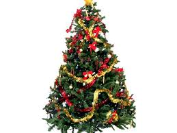Christmas Tree - Decorated Christmas Tree - Origin of the ...
