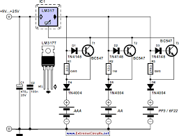 switchless nicd nimh battery charger circuit diagram charging wiring diagram 55 ford switchless nicd nimh battery charger circuit schematic
