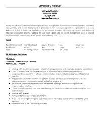 Hard Copy Of Resume