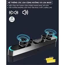 Loa Vi Tính Có Bluetooth Để Bàn Nghe Nhạc Cực Đã Sada D238 Bass 2021 Tương  Thích Laptop Máy Tính Tivi - Loa