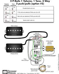 82 best guitar wiring diagrams images on pinterest Guitar Wiring Diagrams 3 Pickups seymour duncan p rails wiring diagram 2 p rails, 1 vol, guitar wiring diagrams 3 pickups 1 volume 1 tone
