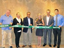 wncc welcomes matt camron rugs tapestries with a ribbon cutting