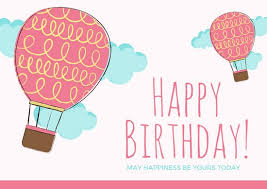 Birthday Cards Templates Customize 884 Birthday Card Templates Online Canva