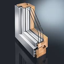 Gutmann Mira Holz Aluminium Fenster Tür System