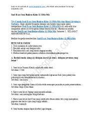 Try the suggestions below or type a new query above. Contoh Soal Hots Seni Budaya Kelas 7 Semester 2 Download Soal Essay Seni Budaya Kelas 9 Pictures Best Reci