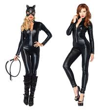 1 x catwoman costume fancy dress