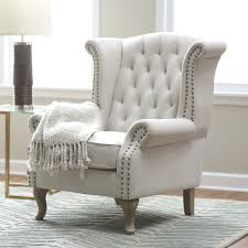 Stuhl Dekorativen Stühle Für Schlafzimmer Bett Sitz Blau Sessel