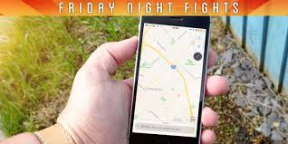 Maps Night Is Stock Of Laughing Apple The Apps friday Still S5UxwfnZ5q