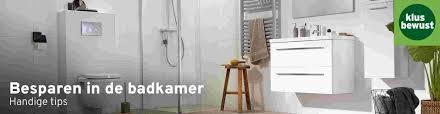 Klus Bewust Water Besparen In De Badkamer Gamma