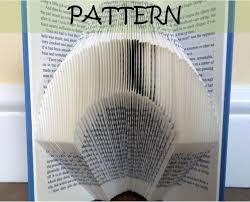 book folding pattern rainbow design including instructions diy gift papercraft tutorial