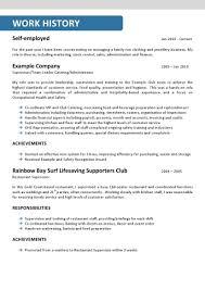 hospitality resume template the elegant resume for hospitality resume examples mining resume sample mining resume template