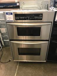 kitchenaid convection microwave. Kitchenaid Stainless Steel Wall Oven/convection Microwave Combo Convection 5