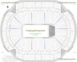 Xcel Energy Concert Seating Chart Xcel Energy Center General Admission Ga Floor Standing