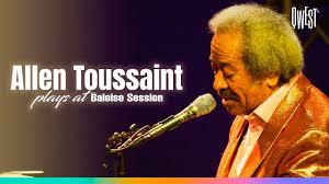 <b>Allen Toussaint</b> Plays Baloise Session 2015 | Qwest TV - YouTube