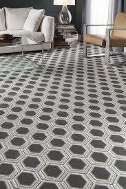 hexagon patterned carpet gray gold bold flooring with custom carpet or area rugs from miliken modern flair broadloom