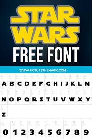 Free star wars icons in wide variety of styles like line, solid, flat, colored outline, hand drawn and many more such styles. Download Now Free Star Wars Font September 2020