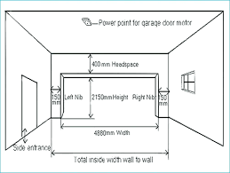 single car garage door engaging standard single car garage door size for your home decor average single car garage door