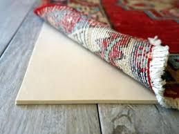 waterproof rug pads for wood floors area rug padding cloud comfort 1 4 rug pads for