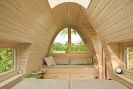 Concept Tree House Interior Ideas Inside Design Curved Cabin Terrace And Modern