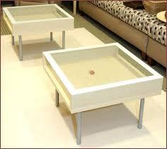 ikea coffee table glass top amusing white square modern glass glass coffee table varnished design coffee