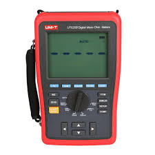 <b>Digital Micro</b> Ohm Meters, Electrical & <b>Electronic</b> Test Devices ...