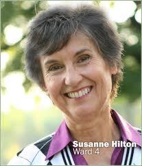 Susanne Hilton