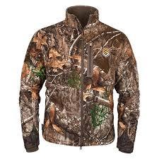 Scentlok Size Chart Scentlok 85570 Revenant Fleece Jacket