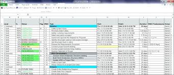 Project Management Template Excel Free Project Manager Templates