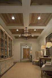 lighting for dark rooms. plain rooms panelled ceiling with recessed lights for lighting dark rooms
