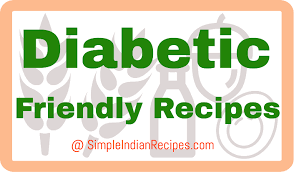 Diabetic Recipes Recipes For Diabetes Patients Simple
