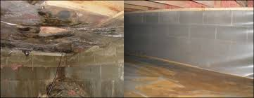 crawl space vapor barrier material. Plain Space Vapor Barriers To Crawl Space Barrier Material I