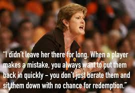 Pat Summitt Quotes Unique Pat Summitt Quotes Inspirational Words By UT Head Coach Heavy