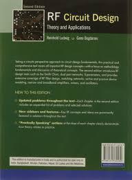 Rf Circuit Design Bowick Rf Circuit Design Amazon Co Uk Reinhold Ludwig Books