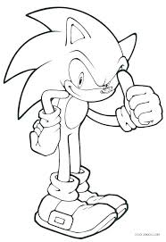 Metal Sonic Printable Coloring Pages Royaltyhairstorecom