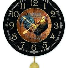 country wall clocks clock french kitchen from bed bath beyond decor and bathroom b
