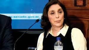 Silvia Majdalani expuso ante el juez federal Juan Pablo Auge por la causa  de espionaje ilegal - El Intransigente