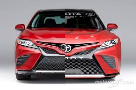 toyota new camry 2018. wonderful new the 2017 nascar toyota camry based on the 2018 road car throughout toyota new camry 6