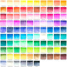 Skin Tone Color Chart Watercolor Skin Tone Colors At Getdrawings Com Free For