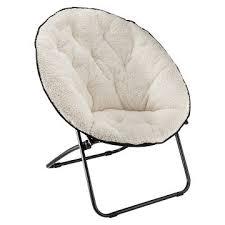 white fluffy bean bag target pink fluffy chair target