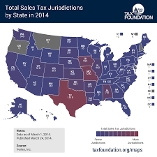 7 125 Sales Tax Chart The Marketplace Fairness Act A Primer Tax Foundation