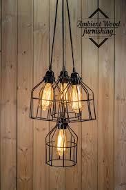 watt edison bulb lamp chandelier hanging light large size of chandeliers beach sputnik kids waterfall