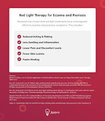 Red Light Therapy Psoriasis Red Light Therapy For Treating Eczema And Psoriasis Symptoms