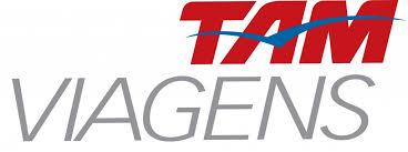 Resultado de imagem para logotipo tam viagens
