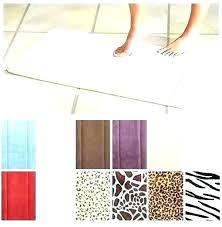 mohawk home memory foam bath rugs mat bathroom fusion