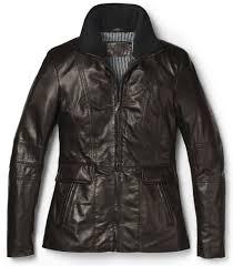 womens brown 100 lambs skin leather jacket genuine volkswagen merchandise